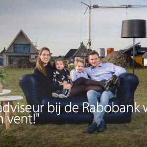 Rabo-campagne De Bank van 3